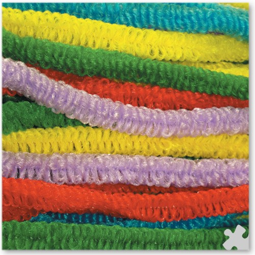 Bright Loop Stem Pipe Cleaners